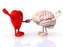 hjärna-hjärta-hand