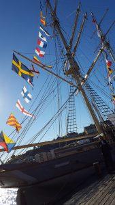 Briggen Tre Kronor af Stockholm.