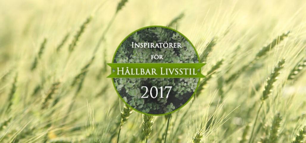 Helenas Hållbara en av 40 inspiratörer för hållbar livsstil 2017