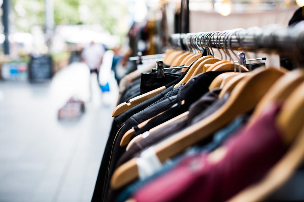 Januari: Inte köpa några nytillverkade kläder